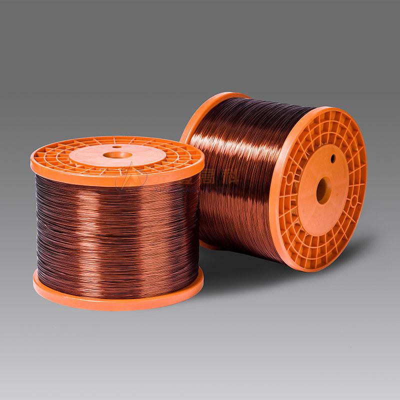 Alambre de cobre esmaltado redondo